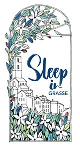 Sleep in Grasse Logo